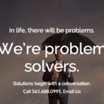 we are problem solvers